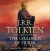 The Children of Húrin - J.R.R. Tolkien, Christopher  Lee