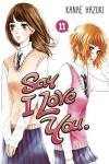 Say I Love You. 11 - Kanae Hazuki