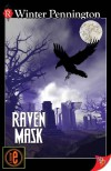 Raven Mask - Winter Pennington