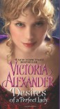Desires of a Perfect Lady [Mass Market Paperback] - Victoria Alexander
