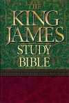 The King James Study Bible - Anonymous