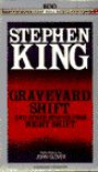 Graveyard Shift, and Other Stories from Night Shift - John  Glover, Stephen King