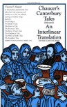 Chaucer's Canterbury Tales (Selected): An Interlinear Translation - Geoffrey Chaucer, Vincent Foster Hopper, Hopper