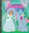 Walt Disney's Cinderella, a Little Golden Book -