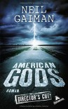 American Gods: Roman - Neil Gaiman, Hannes Riffel