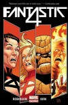 Fantastic Four Vol. 1: The Fall of the Fantastic Four - James Robinson, Leonard Kirk