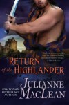 Return of the Highlander (The Highlander Series Book 4) (Volume 4) - Julianne MacLean