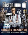 Doctor Who Character Encyclopedia - Jason Loborik, Annabel Gibson, Morey Laing