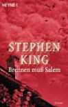 Brennen muss Salem - Peter Robert, Stephen King