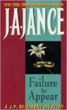 Failure to Appear (J. P. Beaumont Series #11) - J. A. Jance
