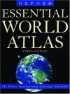 Essential World Atlas - Oxford