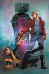 Legendary Star-Lord Vol. 2: Rise of the Black Vortex - Sam Humphries, Paco Medina