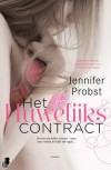 Het huwelijkscontract  - Jennifer Probst