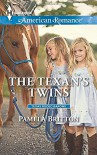 The Texan's Twins (Harlequin American RomanceTexas Rodeo B) - Pamela Britton