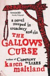 The Gallows Curse - Karen Maitland