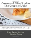 Crossword Bible Studies - The Gospel of John: King James Version - Christy Bower