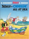 Asterix and Obelix All at Sea - Albert Uderzo