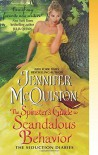 The Spinster's Guide to Scandalous Behavior (Seduction Diaries) by Jennifer McQuiston (2015-12-03) - Jennifer McQuiston