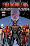 Shadowland #2 (of 5) - Christina Strain, Victor Olazaba, Andy Diggle, Billy Tan, John Cassaday
