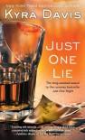 Just One Lie - Kyra Davis
