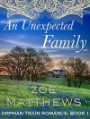 An Unexpected Family: Orphan Train Romance Series, Book 1 - Zoé Matthews