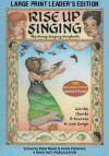 Rise Up Singing: The Group Singing Songbook -
