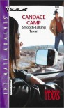 Smooth-Talking Texan  (A Family Circle) (Silhouette Intimate Moments) - Candace Camp
