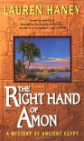 The Right Hand of Amon - Lauren Haney