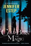 Cold Burn of Magic - Jennifer Estep