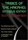 Tribes of the Hakahei: Omnibus Edition - Scott J. Robinson
