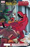 Moon Girl and Devil Dinosaur (2015-) #35 - Brandon Montclare, Natacha Bustos