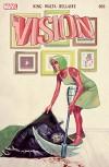 Vision (2015-) #3 - Mike Del Mundo, Gabriel Hernandez Walta, Tom King