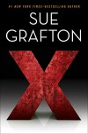 X (Kinsey Millhone Book 24) - Sue Grafton