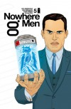 Nowhere Men #5 (Nowhere Men, #5) - Eric Stephenson, Nate Bellegarde, Jordie Bellaire