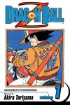 Dragon Ball Z, Vol. 1: A Never Before Seen Terror - Akira Toriyama