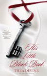His Little Black Book - Thea Devine