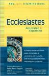 Ecclesiastes: Annotated & Explained - Rami Shapiro