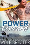 Power Forward (M/M Hockey Shifter Romance) - Wolf Specter