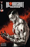 Bloodshot Reborn #3 Cover B Larosa (Next) - Jeff Lemire