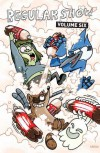 Regular Show Vol. 6 - Allison Strejlau, Mad Rupert, JG Quintel