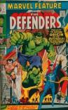 Essential Defenders, Vol. 1 - Stan Lee, Roy Thomas, Steve Englehart, Len Wein, Gene Colan, Sal Buscema, Jack Abel, Marie Severin, Herb Trimpe, Ross Andru, Don Heck, Dan Green, Bob  Brown
