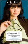 The Boyfriend List (Ruby Oliver Quartet Series #1) -