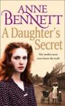 A Daughter's Secret - Anne Bennett