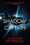 Shadow Captain - Alastair Reynolds