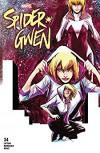 Spider-Gwen (2015-2018) #34 - Jason Latour, Robbi Rodriguez