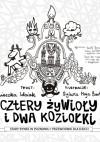Cztery żywioły i dwa koziołki.  Stary Rynek w Poznaniu. Przewodnik dla dzieci - Agnieszka Idziak