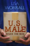 U.S. Male - Inside the Box - Lisa Worrall, Chris Quinton, Book Covers by Design