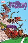 Rocket Raccoon and Groot (2016-) #4 - Skottie Young, Skottie Young, Aaron Conley