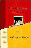 The Question of Bruno: Stories - Aleksandar Hemon