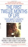 The First Twelve Months of Life: Your Baby's Growth Month by Month - Theresa Caplan, Theresa Caplan